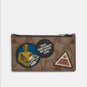 Star Wars Patches Card Case